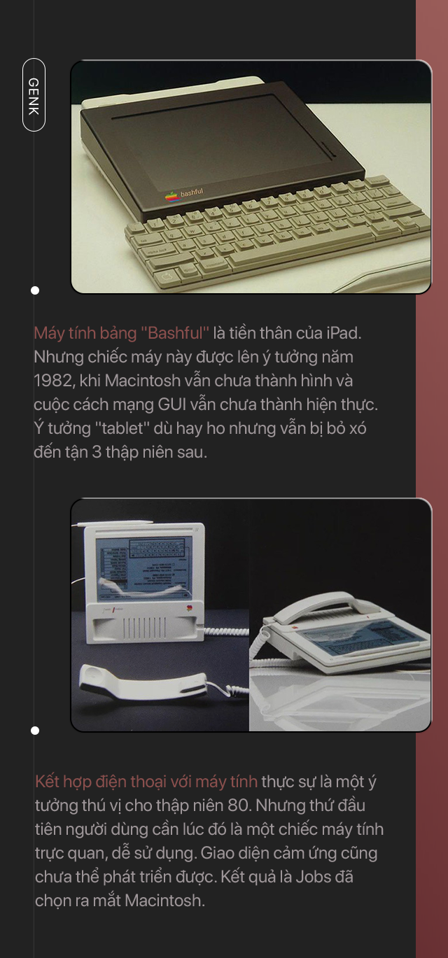 Nạn nhân mới nhất trong nghĩa địa sáng tạo của Apple - Ảnh 3.