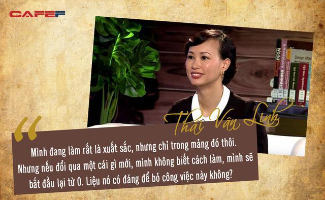 """Hơn 1 năm mắc sai lầm này, Shark Thái Vân Linh suýt phải trả giá bằng sự nghiệp: Còn trẻ, đừng chấp nhận cuộc sống trung bình, hãy nói """"Tôi không biết""""  - Ảnh 2."""