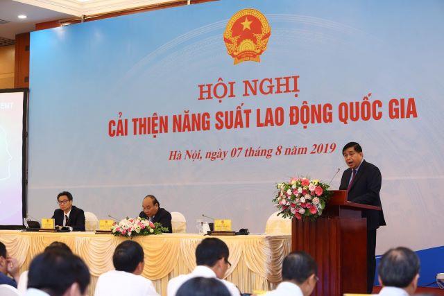 Mỗi lao động Việt làm ra 102 triệu năm 2018, chỉ hơn Lào, Campuchia, Myanmar - Ảnh 1.