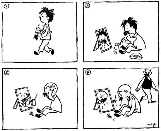 Cha và con - Cuốn truyện tranh thiếu nhi kinh điển làm mềm trái tim bạn! - Ảnh 9.