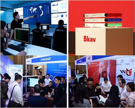Việt Nam có thể vượt Singapore về dịch vụ an toàn thông tin trong 1 – 2 năm tới - Ảnh 1.