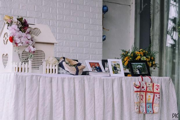 Đám cưới #livegreen dễ thương hết sức ở Lâm Đồng: Cô dâu chú rể nói không với túi nilon và chai nhựa, chuẩn bị sẵn túi vải cho khách - Ảnh 7.