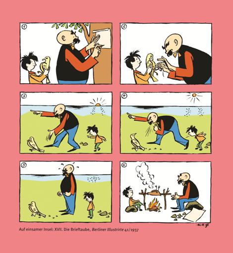 Cha và con - Cuốn truyện tranh thiếu nhi kinh điển làm mềm trái tim bạn! - Ảnh 7.