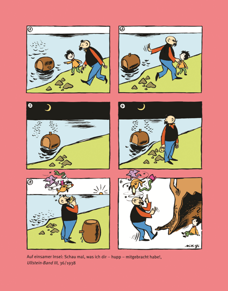 Cha và con - Cuốn truyện tranh thiếu nhi kinh điển làm mềm trái tim bạn! - Ảnh 8.