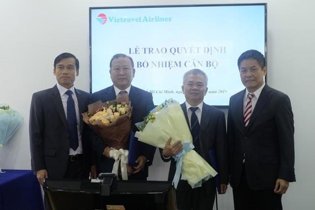 2 nguyên lãnh đạo của Vietnam Airlines gia nhập Vietravel Airlines - Ảnh 1.