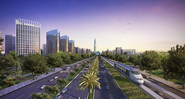 Chuẩn bị khởi công siêu dự án Thành phố thông minh tại Đông Anh, Hà Nội - Ảnh 11.