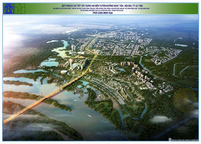 Chuẩn bị khởi công siêu dự án Thành phố thông minh tại Đông Anh, Hà Nội - Ảnh 3.