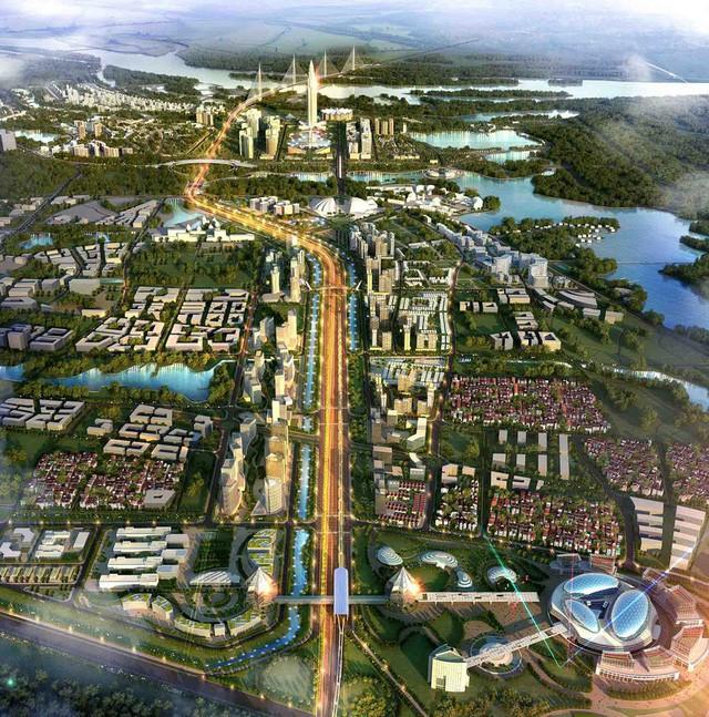 Chuẩn bị khởi công siêu dự án Thành phố thông minh tại Đông Anh, Hà Nội - Ảnh 6.