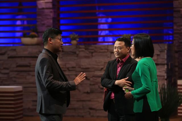 Chốt deal 2 tỷ đồng sau đúng 1 giây vì quá yêu startup, Shark Bình vẫn phải chịu thua sau tuyên bố của Shark Liên không muốn nhìn thấy mặt shark Bình trong dự án này - Ảnh 2.