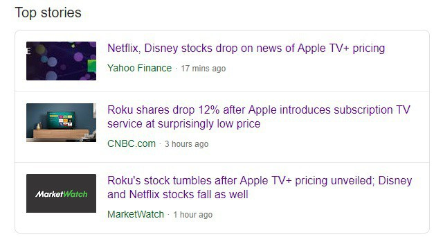 apple, netflix, disney, amazon, google - photo 1 1568252526881295700669 - Chỉ bằng một câu nói thôi, Apple đã trở thành đối thủ đáng gờm của Netflix, Disney, Amazon và Google…