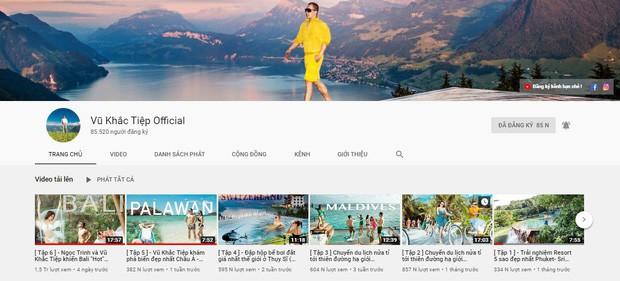 """Người ta làm YouTube kiếm tiền, còn Khoa Pug và Vũ Khắc Tiệp lại """"đốt"""" tiền lập kênh riêng để trở thành travel blogger! - Ảnh 8."""