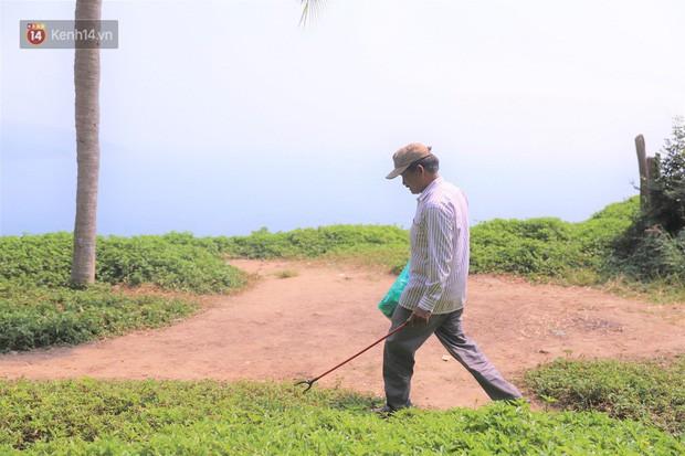 Ông chú bán kem dễ thương nhất Đà Nẵng: 3 năm cặm cụi nhặt rác ở bán đảo Sơn Trà - Ảnh 8.