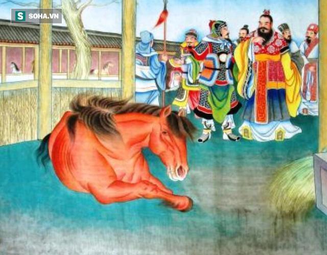 Sau khi Quan Vũ qua đời, số phận của Thanh Long đao và ngựa Xích Thố đi đâu, về đâu? - Ảnh 3.