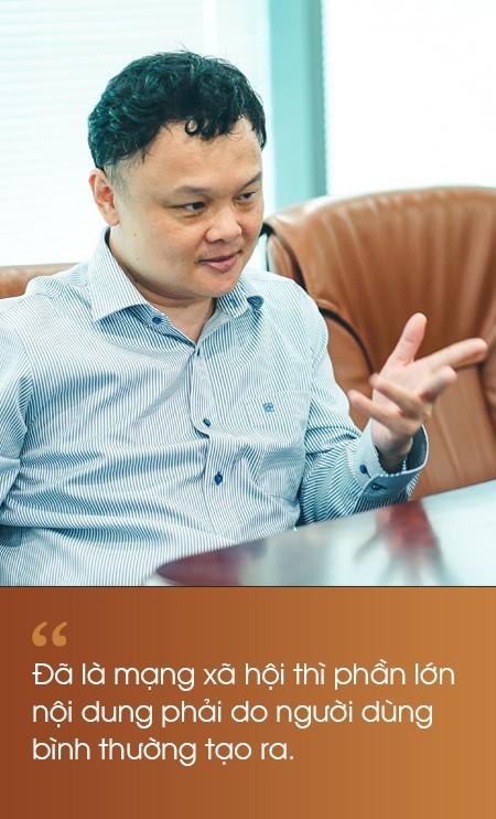 CEO Nguyễn Thế Tân: Mạng xã hội Lotus là cuộc chơi tất tay của VCCorp - Ảnh 8.