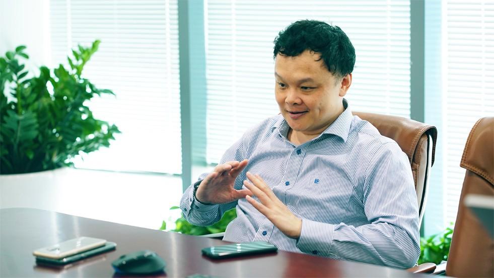 CEO Nguyễn Thế Tân: Mạng xã hội Lotus là cuộc chơi tất tay của VCCorp - Ảnh 10.