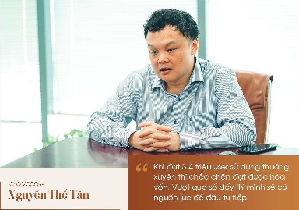 CEO Nguyễn Thế Tân: Mạng xã hội Lotus là cuộc chơi tất tay của VCCorp - Ảnh 12.