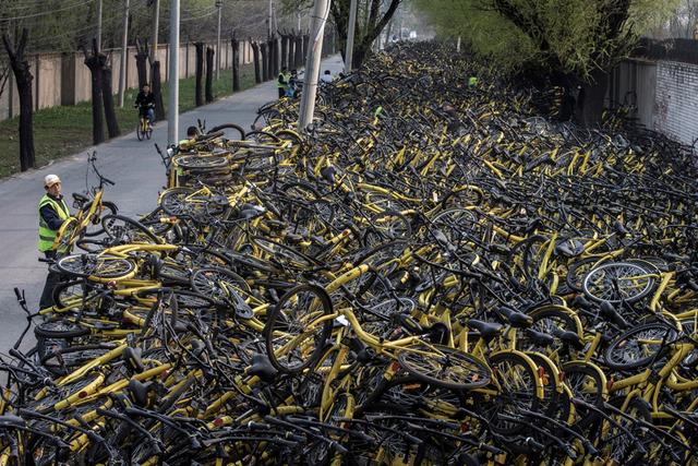 Hà Nội có thể học gì từ Trung Quốc và nước Anh khi phát triển đề án xe đạp công cộng? - Ảnh 1.