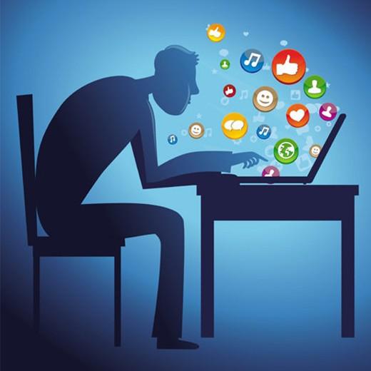 Dùng mạng xã hội vượt quá khoảng thời gian này mỗi ngày bạn sẽ có nguy cơ cao phải nhập viện tâm thần - Ảnh 2.