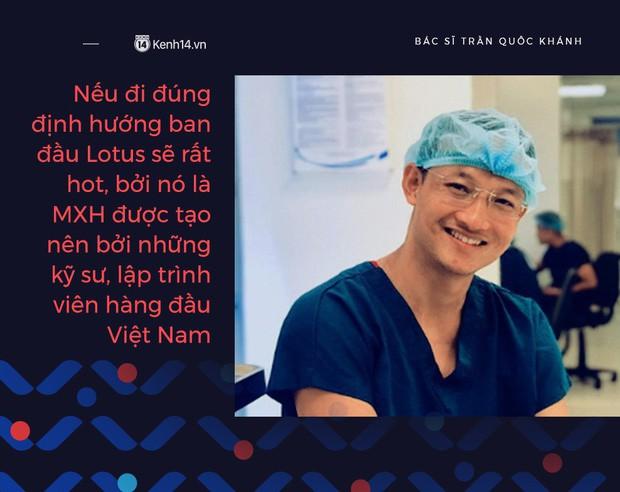 Doanh nhân, bác sĩ kỳ vọng về MXH make in Việt Nam: Lotus là sân chơi mới, sẽ giúp nội dung được trở về đúng giá trị đích thực - Ảnh 4.