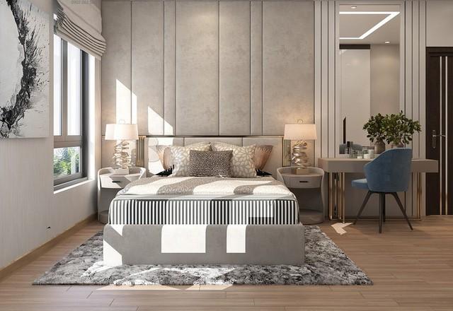 Căn hộ 2 phòng ngủ sử dụng đồ nội thất sang trọng - Ảnh 7.