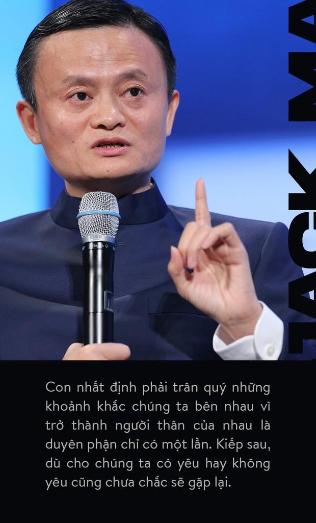 9 điều đáng giá ngàn vàng của tỉ phú Jack Ma dạy con, cha mẹ càng đọc càng thấy tâm đắc - Ảnh 9.