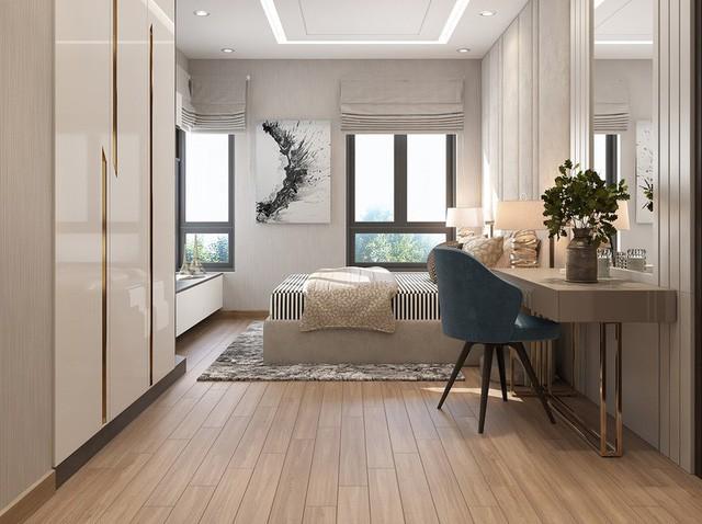 Căn hộ 2 phòng ngủ sử dụng đồ nội thất sang trọng - Ảnh 9.
