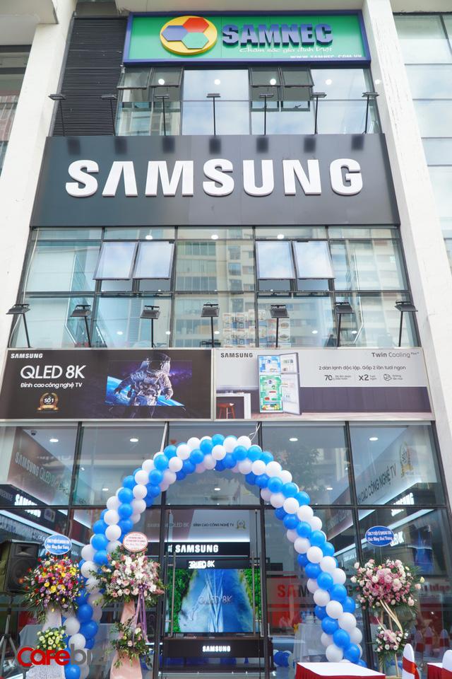 Nước cờ mới của Samsung tại Việt Nam: Bắt tay với các nhà phân phối mở một loạt cửa hàng Brand Shop - Ảnh 3.