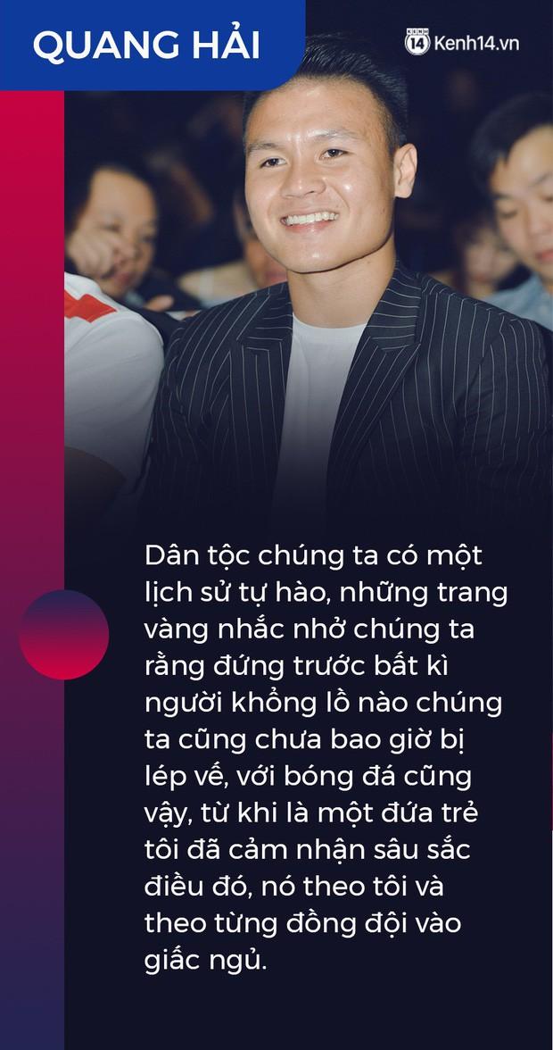 Ninh Dương Lan Ngọc, Quang Hải và nhà báo Mai Anh gây xúc động: Lotus sẽ mang đến cơ hội lan tỏa niềm tự hào giá trị Việt Nam - Ảnh 3.
