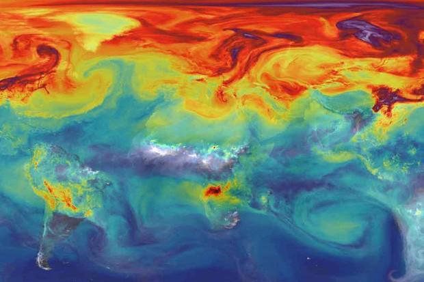 Chỉ chiếm 0,04% khí quyển nhưng CO2 vẫn là nguyên nhân chính khiến Trái đất nóng lên, nghịch lý này là do đâu? - Ảnh 2.