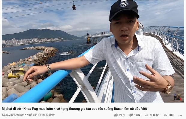Khoa Pug nói đàn ông Hàn không đủ điều kiện và địa vị nên lấy vợ Việt, Youtuber miền Tây làm dâu xứ Kim Chi phản dame cực gắt - Ảnh 2.