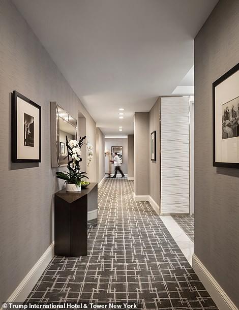 Khách sạn của Tổng thống Donald Trump được bình chọn tốt nhất thế giới - Ảnh 5.