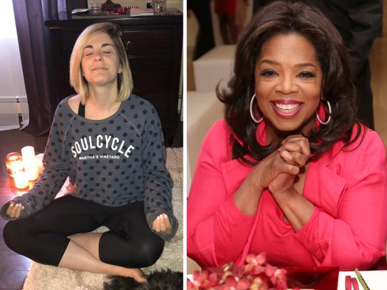 Tập duy trì thói quen buổi sáng của Oprah Winfrey trong 1 tuần, tôi nhận ra sống lành mạnh không hề dễ dàng nhưng HIỆU QUẢ, rất đáng để thử! - Ảnh 7.
