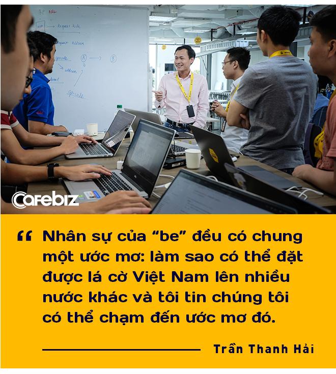 """Founder kiêm CEO Be Group: Tôi khởi sự cùng """"be"""" bởi lòng tự ái của một người Việt Nam và tin rằng """"be"""" sẽ có một chỗ đứng xứng đáng! - Ảnh 6."""