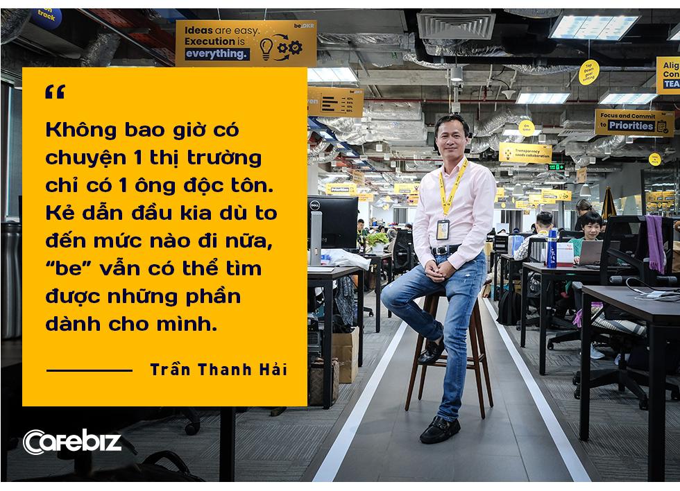 """Founder kiêm CEO Be Group: Tôi khởi sự cùng """"be"""" bởi lòng tự ái của một người Việt Nam và tin rằng """"be"""" sẽ có một chỗ đứng xứng đáng! - Ảnh 8."""