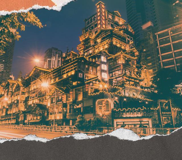 Thành phố thẳng đứng tại Trung Quốc - nơi các ứng dụng ship đồ ăn chịu chết vì không hiểu nhà nào ở đâu - Ảnh 1.