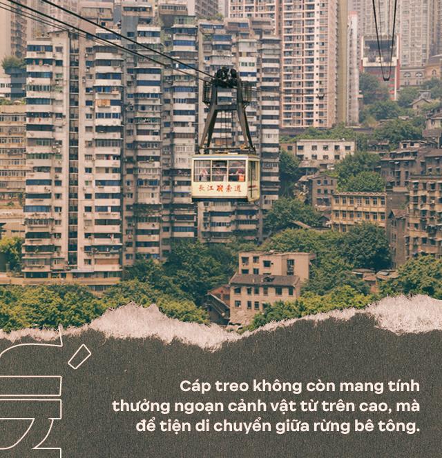 Thành phố thẳng đứng tại Trung Quốc - nơi các ứng dụng ship đồ ăn chịu chết vì không hiểu nhà nào ở đâu - Ảnh 4.
