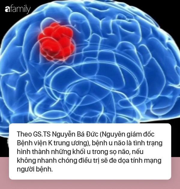 Người hâm mộ sốc nặng khi nhạc sĩ Quốc Bảo bị u não - Căn bệnh nguy hiểm nhưng các dấu hiệu thường bị bỏ qua - Ảnh 1.