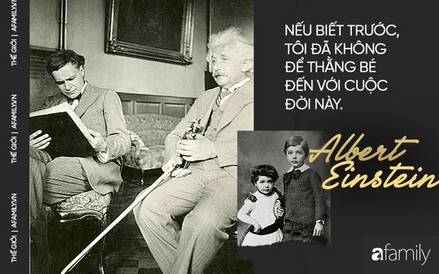 Người con trai út bị lãng quên của Albert Einstein: Tư chất thông minh nhưng kết cục bi thảm và nỗi ám ảnh day dứt của người cha thiên tài - Ảnh 3.