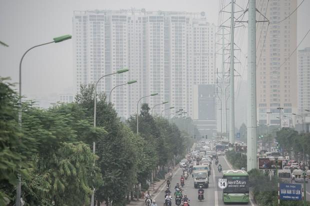 Cảnh báo tình trạng ô nhiễm 3 ngày liên tiếp ở Hà Nội: Duy trì đến cuối tuần, người dân nên hạn chế ở ngoài trời quá lâu - Ảnh 4.