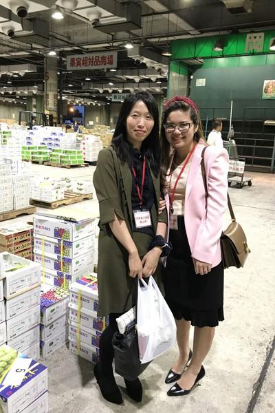 Bà chủ Mia Fruit Nguyễn Ngọc Huyền và sáng kiến sàn đấu giá nông sản theo kiểu Nhật, ước mơ nâng tầm trái cây Việt Nam sánh ngang Hàn – Nhật - Ảnh 2.