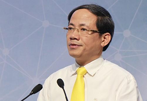Chủ tịch VNPost Phạm Anh Tuấn giữ chức Thứ trưởng Bộ Thông tin và Truyền thông - Ảnh 1.
