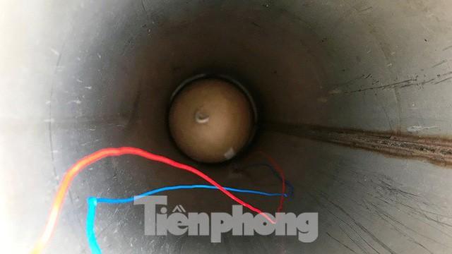 'Đột kích' trận địa pháo hoa mừng Quốc khánh trước giờ khai hỏa ở TPHCM  - Ảnh 12.