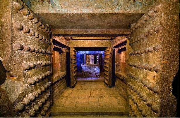 Hệ thống bẫy trong lăng mộ Tần Thủy Hoàng liệu còn hoạt động tốt sau 2000 năm? - Ảnh 1.