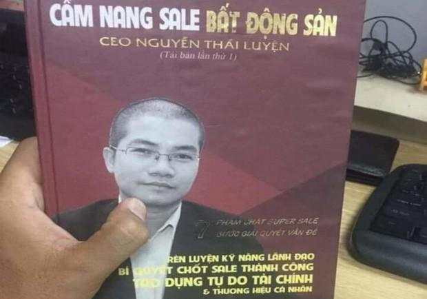 Cuốn sách Nguyễn Thái Luyện dạy nhân viên Alibaba lừa 100 người thân - Ảnh 1.