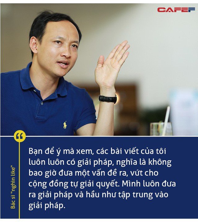 """Bác sĩ """"nghìn like"""" Quốc Khánh: Cuộc gọi từ số lạ lúc nửa đêm như tiếng còi xe cấp cứu, nghe nhiều thành quen - Ảnh 7."""
