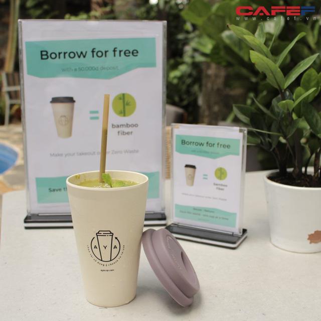 Startup cho mượn ly bằng bã mía: Mỗi phút có 12.000 ly nhựa thải ra môi trường, một hành động nhỏ hàng ngày cũng tạo ra sự thay đổi mạnh mẽ  - Ảnh 2.