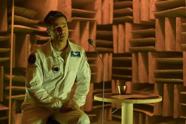 """""""Ad Astra"""": Hành trình đơn độc đến nghẹn ngào của Brad Pitt tới những vì sao - Ảnh 5."""