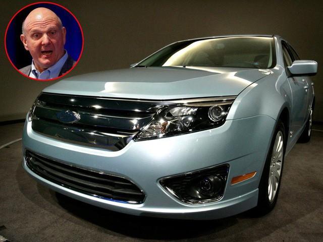 """jeff bezos - photo 5 15691146991621474120633 - Cùng """"giàu nứt vách"""" nhưng các tỷ phú lại có sở thích đi xe khác biệt: CEO Facebook sắm siêu xe giống đại gia Minh Nhựa, Jeff Bezos lại giản dị khó ngờ!"""