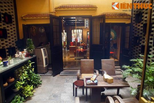 Bí mật giấu kín trong nhà cổ nổi tiếng nhất phố Hàng Đào - Ảnh 6.
