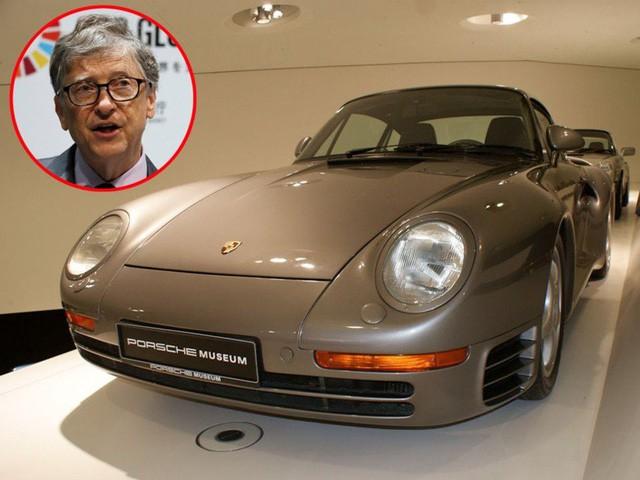 """jeff bezos - photo 7 1569114699163810188556 - Cùng """"giàu nứt vách"""" nhưng các tỷ phú lại có sở thích đi xe khác biệt: CEO Facebook sắm siêu xe giống đại gia Minh Nhựa, Jeff Bezos lại giản dị khó ngờ!"""